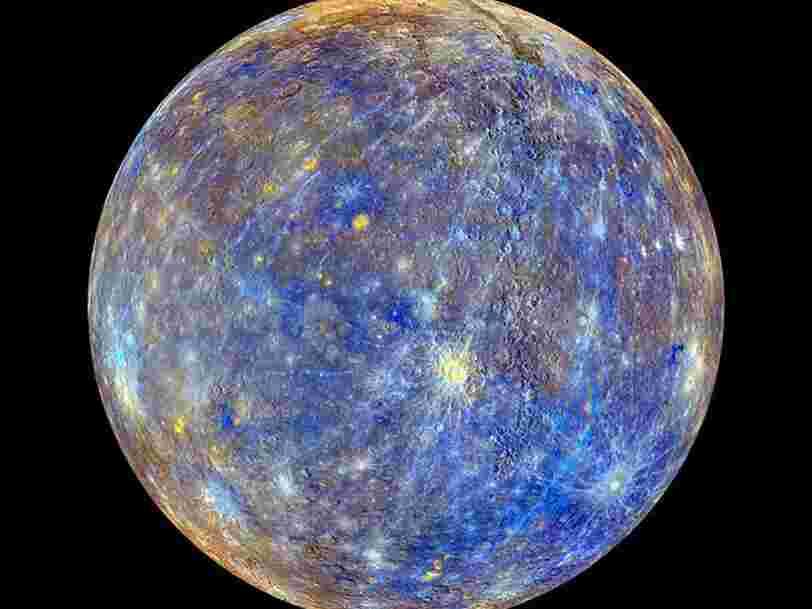 Voici comment observer Mercure passer devant le Soleil ce lundi