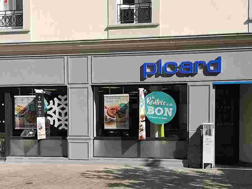 Picard va installer des distributeurs automatiques en entreprise