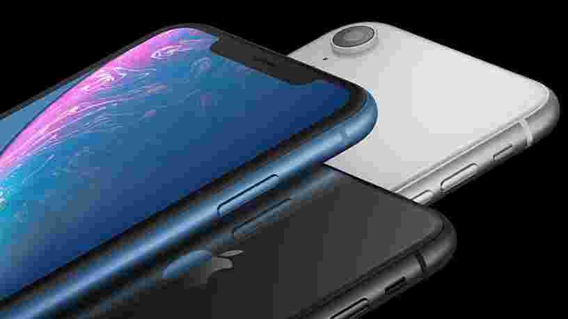 L'iPhone XR a été le smartphone le plus populaire au monde en 2019, voici le top 10