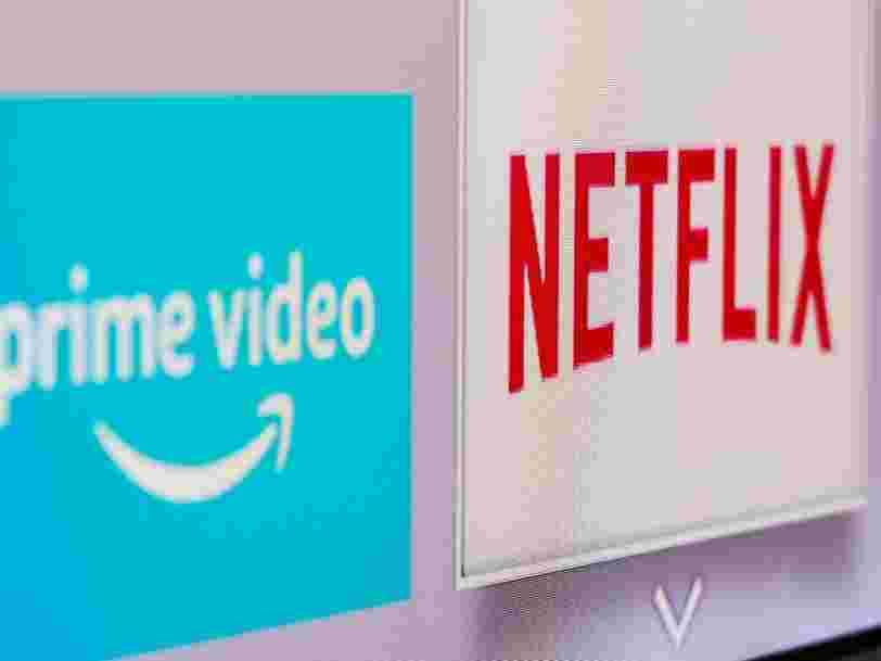 Les géants du streaming comme Netflix et Amazon Prime réfléchissent à un moyen d'empêcher le partage de mot de passe