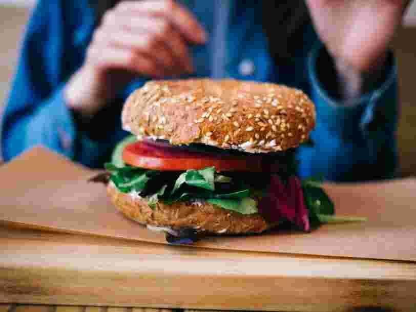 Burger King, Five Guys, McDo... Quels hamburgers végétariens proposent les fast-food?
