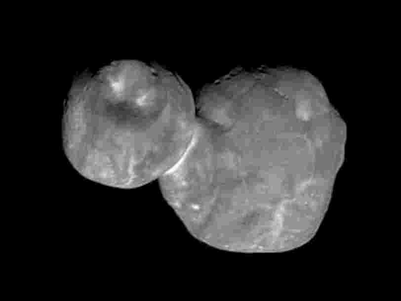 La NASA renomme le corps céleste le plus lointain jamais observé après une controverse en lien avec le nazisme