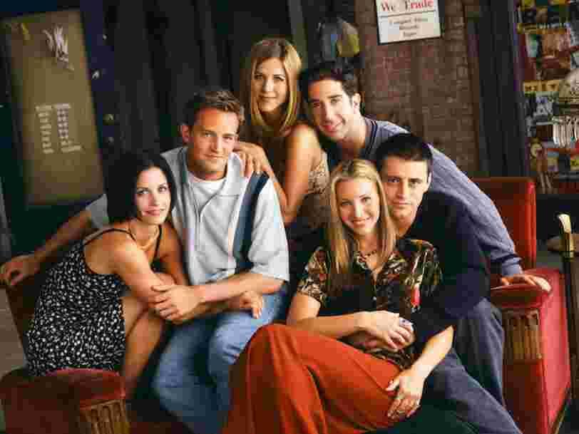 HBO Max veut réunir les acteurs de 'Friends' pour une émission spéciale
