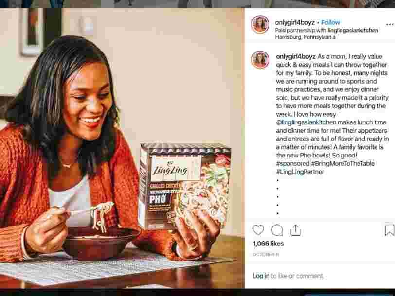 La rémunération des influenceurs sur Instagram a décollé en 2019