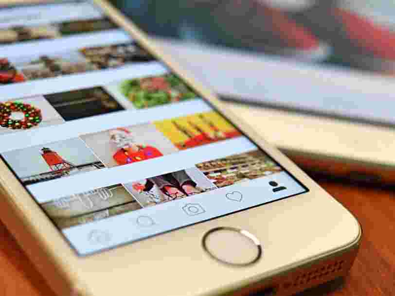 Renseigner son âge sera obligatoire pour s'inscrire sur Instagram, mais rien n'empêchera de mentir