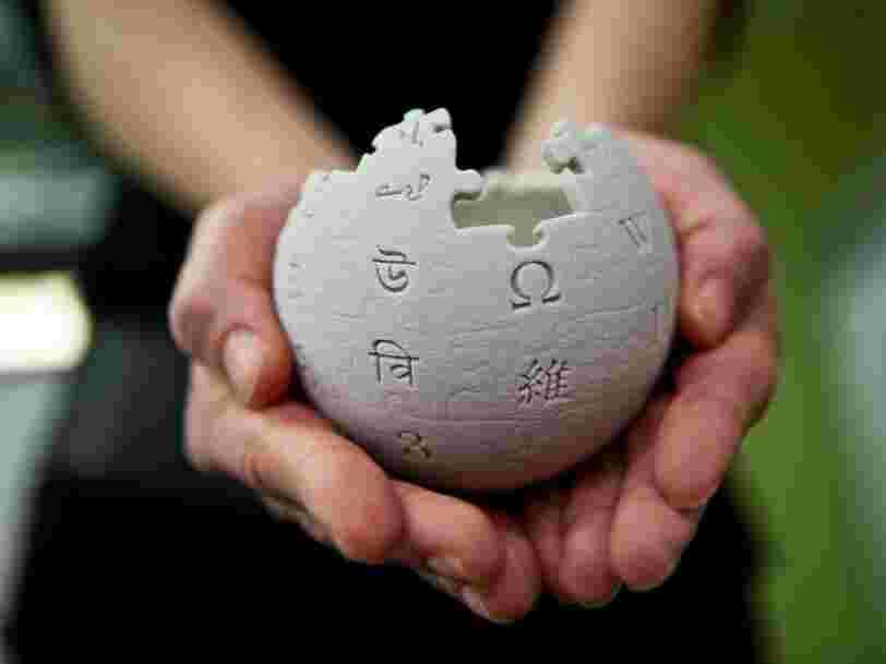 Le cofondateur de Wikipédia lance une alternative à Facebook pour lutter contre les fausses nouvelles