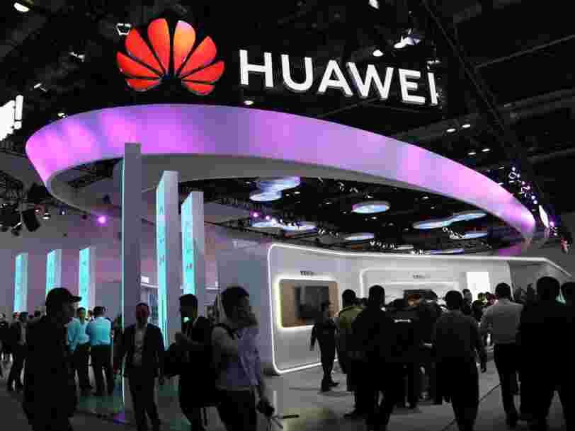 Les Etats-Unis accordent un nouveau sursis à Huawei