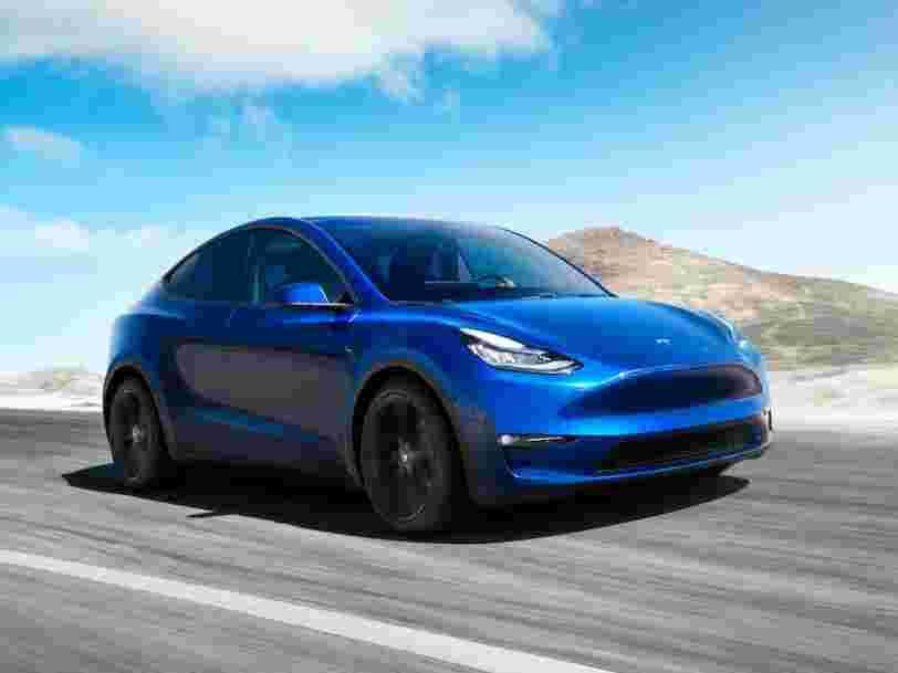 Tesla veut encore accélérer sa production en 2020 et flambe en Bourse