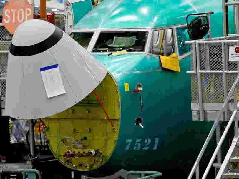 737 Max : des actionnaires de Boeing poursuivent le conseil d'administration, dénonçant une gestion 'négligente'