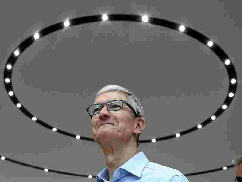 Apple va organiser un événement surprise à New York en décembre pour récompenser les meilleurs jeux et applis de 2019