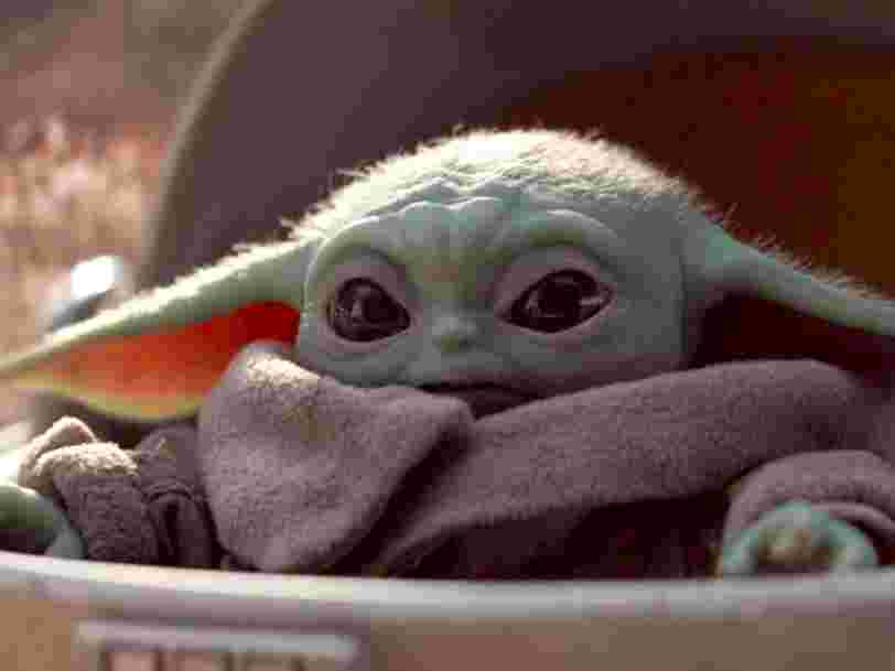 Une nouvelle image de 'Bébé Yoda' partagée par le créateur de 'The Mandalorian' fait fondre internet