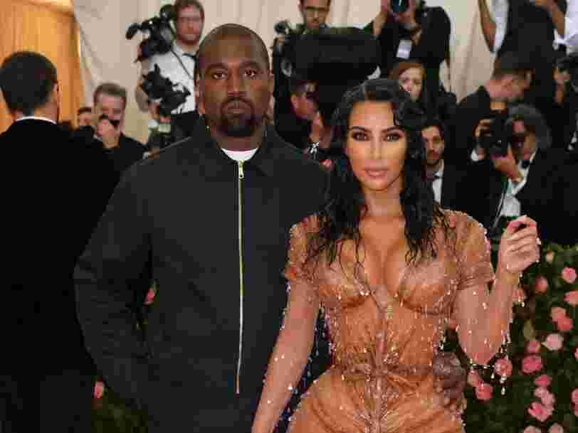 Voici toutes les propriétés immobilières de Kanye West et Kim Kardashian, de leur maison près de Los Angeles à leur appartement à Miami