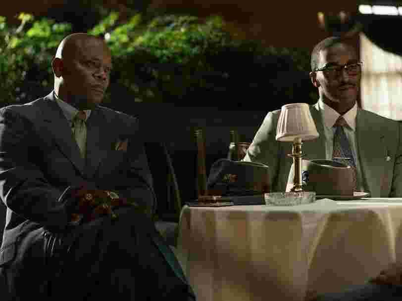 Apple annule la présentation de son film 'The Banker' avec Samuel L. Jackson pour de mystérieuses raisons