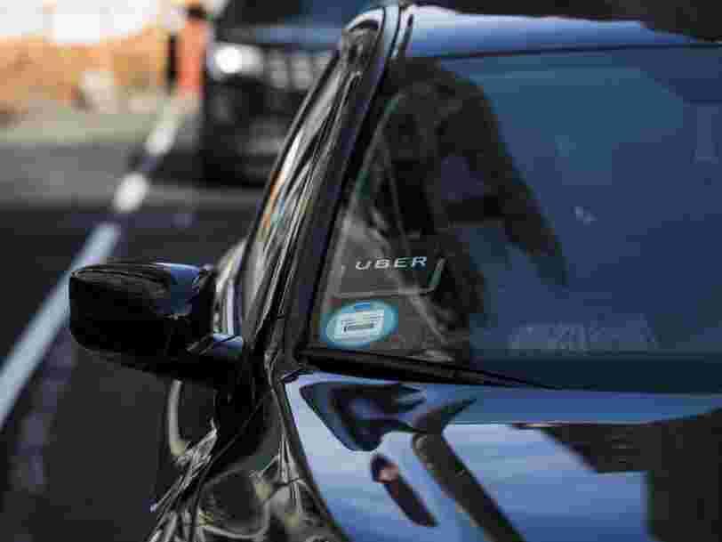 Des internautes appellent à boycotter Uber en France après la suppression de témoignages d'agressions sexuelles par des chauffeurs