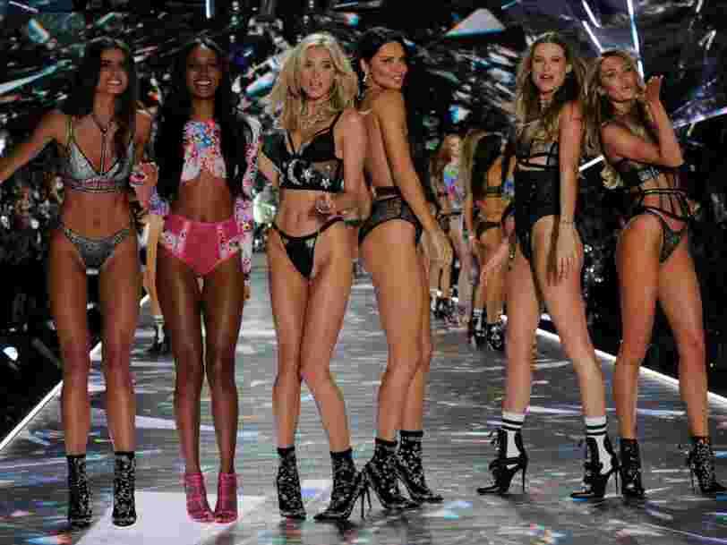Victoria's Secret annule son défilé diffusé depuis 1995 à la télé