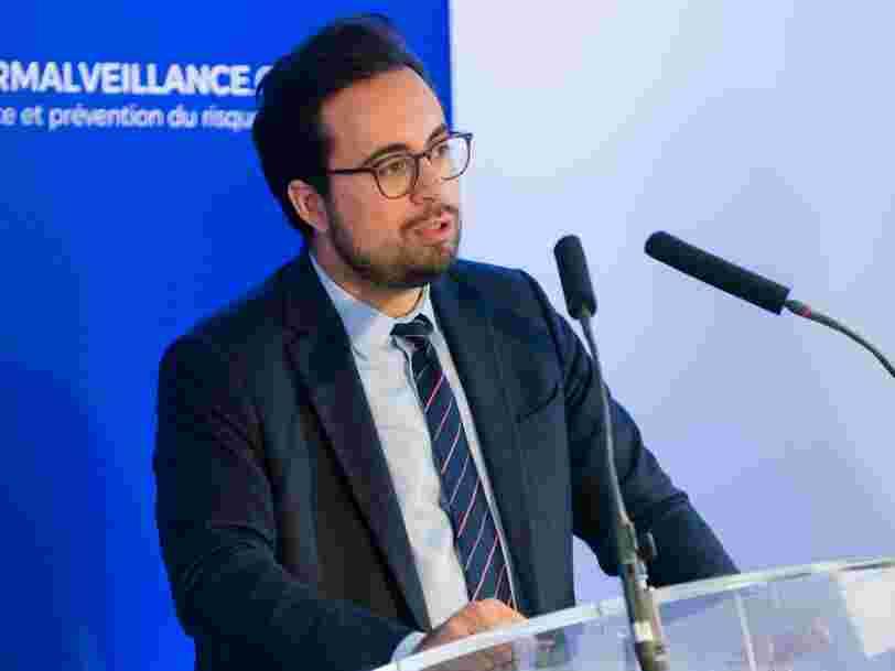 Mounir Mahjoubi a payé pour être testé par l'Ifop, il estime la polémique 'absurde'