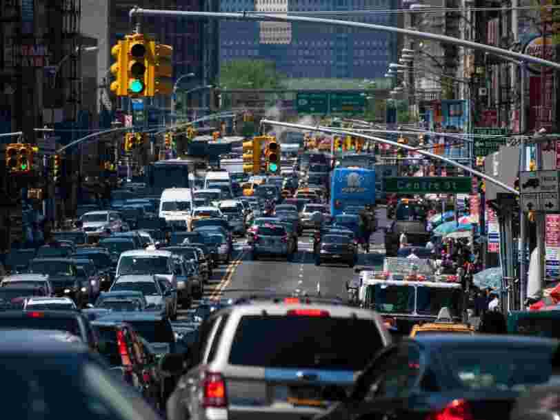 Une technologie française de reconnaissance faciale échoue à reconnaître le moindre visage parmi 900 000 véhicules qui passent chaque jour à New York