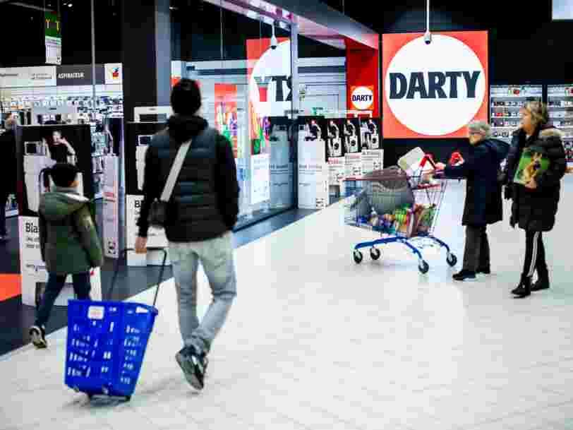 30 corners Darty ouvriraient dans des hypermarchés Carrefour d'ici 2021