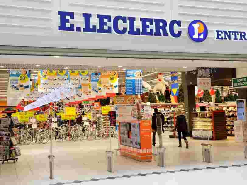 Leclerc fait un pas vers plus de transparence sur l'origine géographique de ses produits