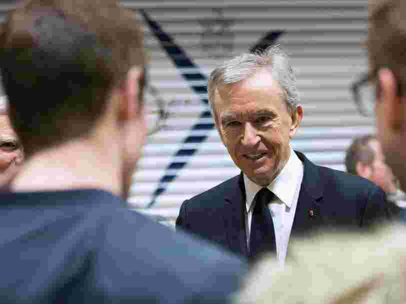 Bernard Arnault pourrait être la première fortune du monde devant Jeff Bezos et Bill Gates