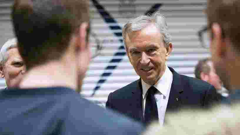 Voici comment Bernard Arnault a construit sa fortune et investit son argent
