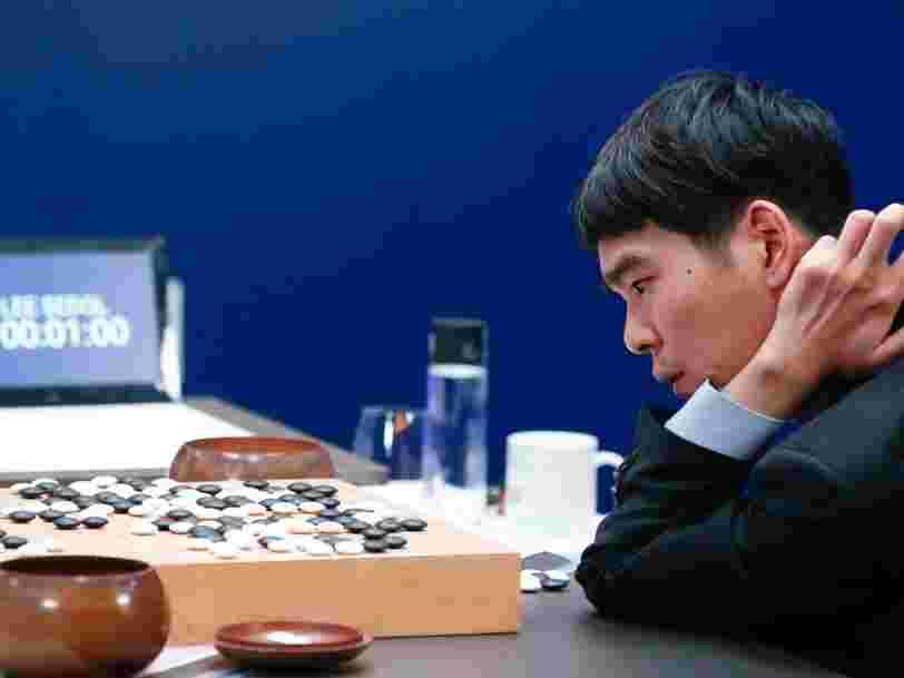 Un ancien champion du monde du jeu de Go prend sa retraite car il estime que l'IA ne peut pas être vaincue