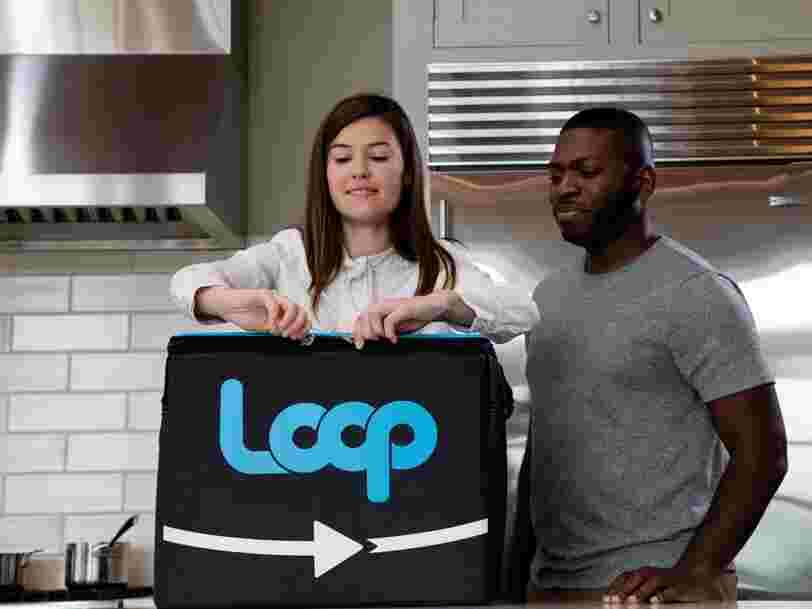 Les emballages réutilisables de la startup Loop vont bientôt être disponibles dans les magasins Carrefour
