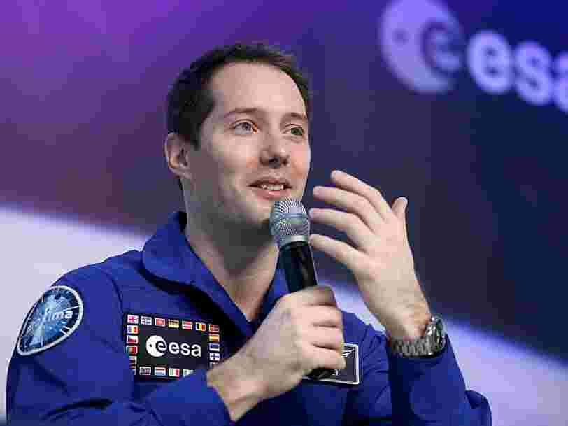 Thomas Pesquet devrait effectuer sa 2e mission dans l'espace fin 2021