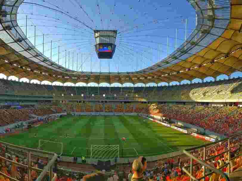 Voici les stades des 11 villes qui accueilleront les matchs de l'Euro 2020 de football