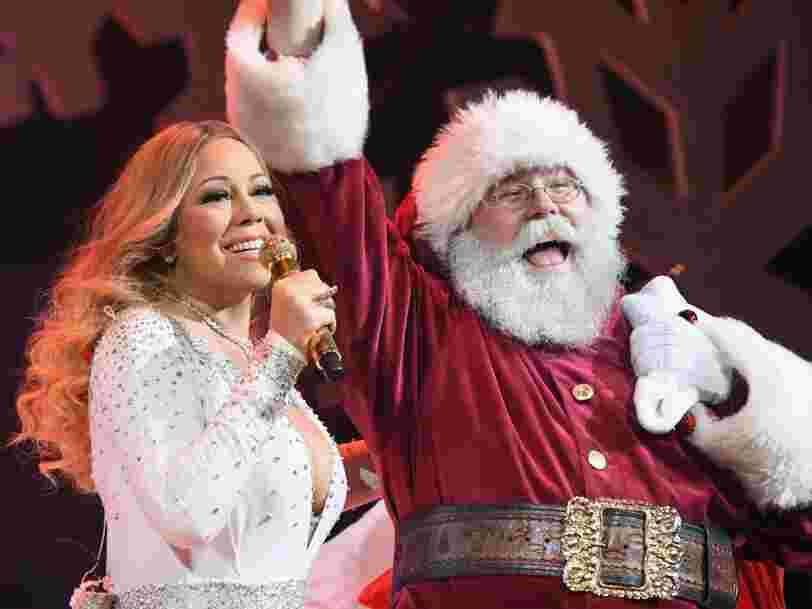 Mariah Carey, Isabelle Boulay... Voici le cru 2019 des albums de Noël