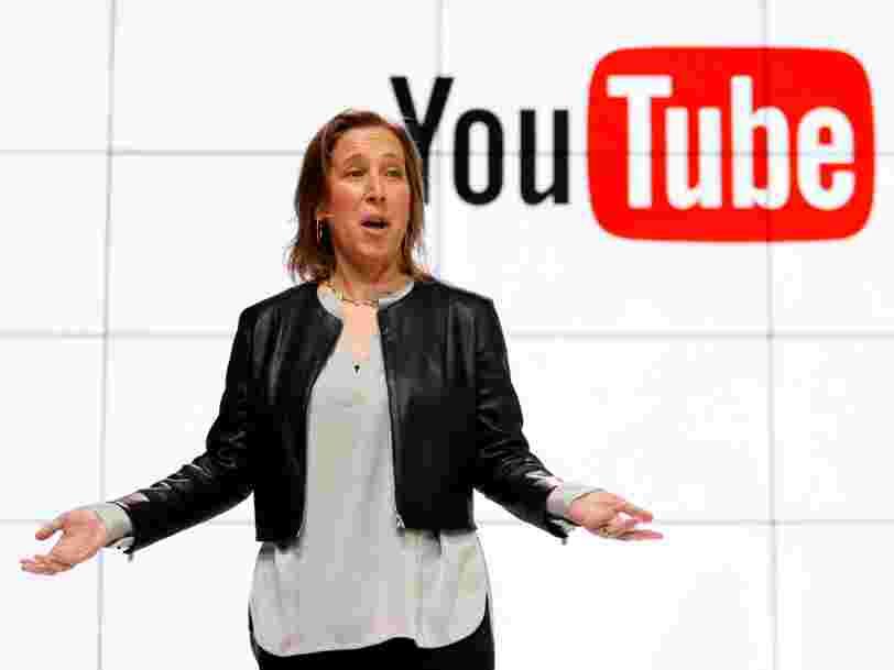 Susan Wojcicki, DG de YouTube, limite le temps que ses enfants passent sur la plateforme