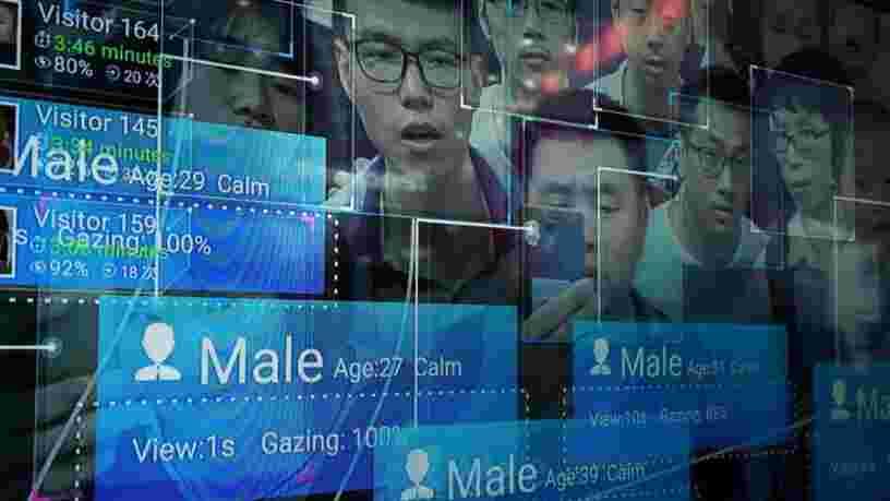 Les citoyens chinois doivent maintenant scanner leur visage pour accéder à internet ou obtenir un numéro de téléphone
