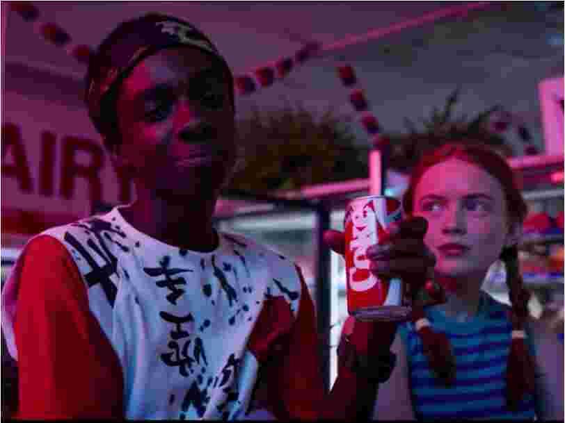 'Stranger Things' : Coca, Nike, H&M.... Les marques qui sortent gagnantes du partenariat avec Netflix pour la saison 3