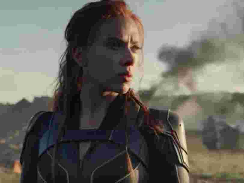 Marvel dévoile la première bande-annonce de 'Black Widow' avec Scarlett Johansson
