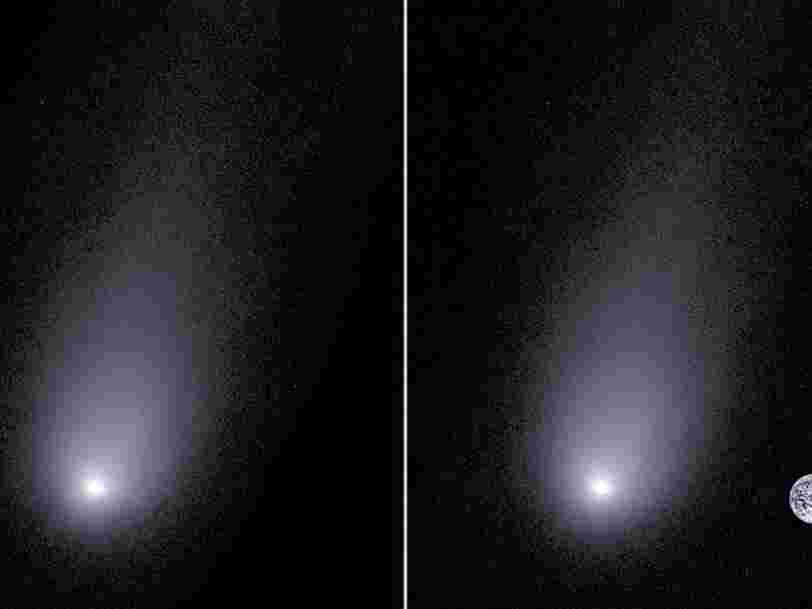 Des astronomes ont capturé une nouvelle image plus détaillée de la comète interstellaire qui va bientôt s'approcher de la Terre