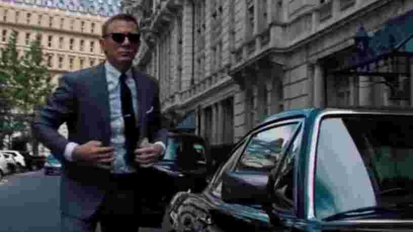 Voici la bande-annonce de 'Mourir peut attendre', le prochain James Bond