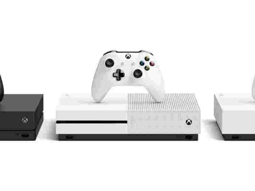Microsoft travaillerait sur deux nouvelles Xbox pour 2020, et l'une d'elles n'aurait pas de lecteur de disque