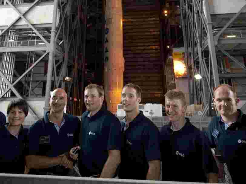 L'Agence spatiale européenne va recruter entre 2 et 6 nouveaux astronautes à partir de l'an prochain