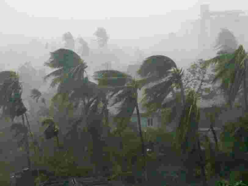 Les 15 pays les plus touchés par des événements climatiques extrêmes lors des 20 dernières années