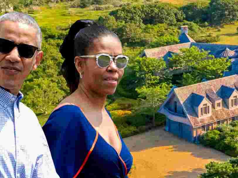 On vous fait visiter la maison à 10 M€ que les Obama auraient achetée sur une île du Massachusetts