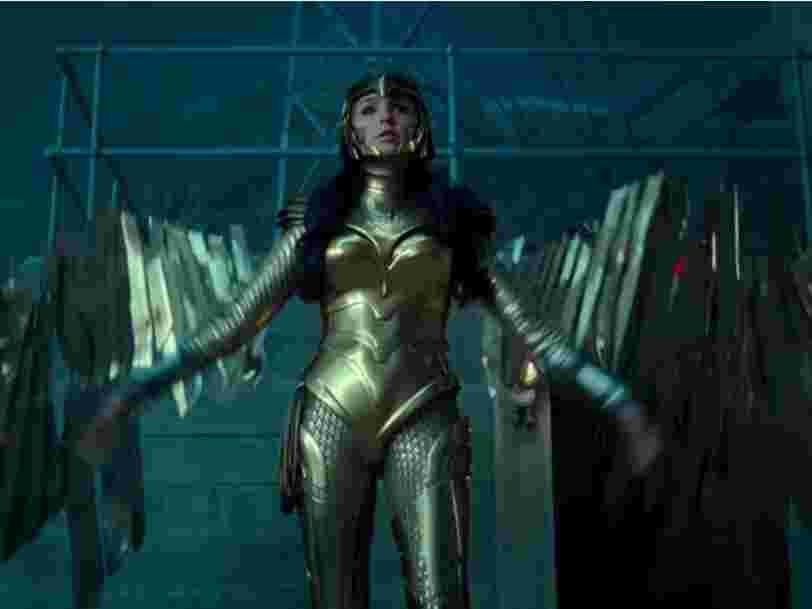 'Wonder Woman 1984' : 8 détails que vous avez peut-être ratés dans la bande-annonce