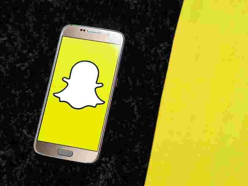 Snapchat teste une fonctionnalité permettant de réaliser des deepfakes humoristiques