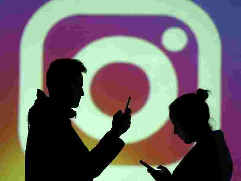 Il existe peut-être une autre raison pour laquelle Instagram veut cacher les likes