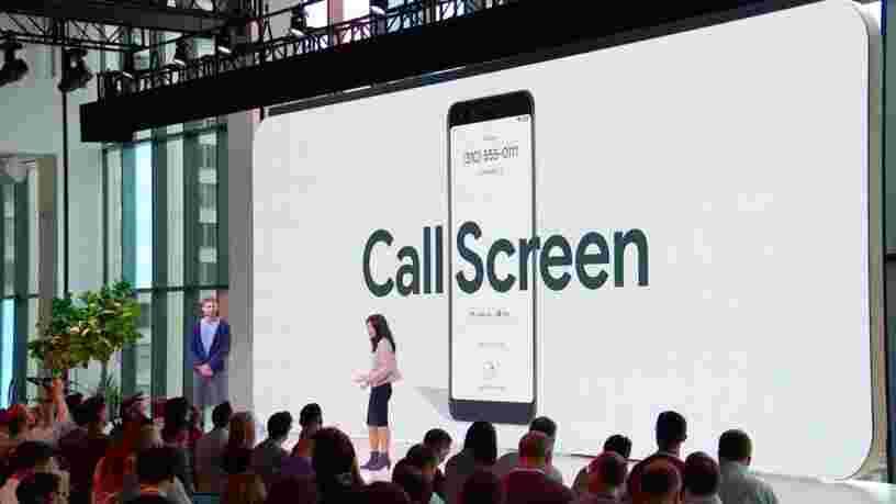 La dernière mise à jour du Google Pixel ignore les numéros inconnus pour lutter contre les appels robotisés
