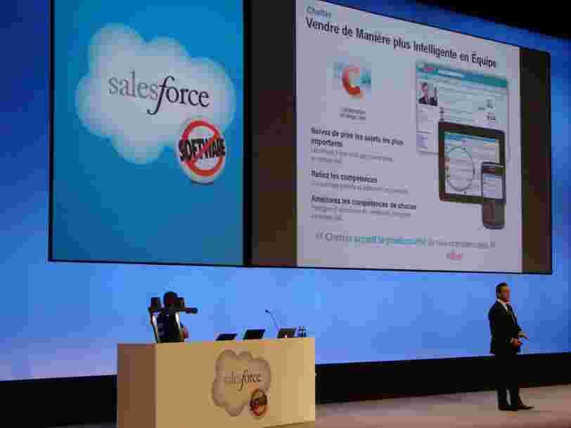 Salesforce, L'Oréal... Les 25 entreprises préférées des salariés français selon Glassdoor