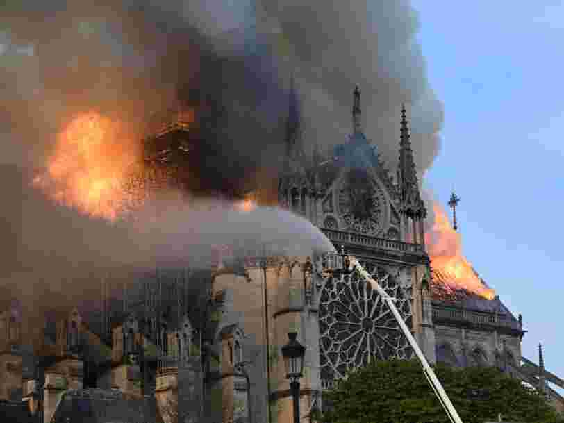 Notre-Dame de Paris, 'Game of Thrones'... Google dévoile les recherches les plus tendance de 2019 en France