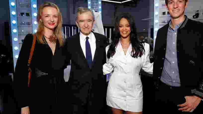 Bernard Arnault, Giorgio Armani... Les 15 personnalités les plus riches de l'industrie de la mode