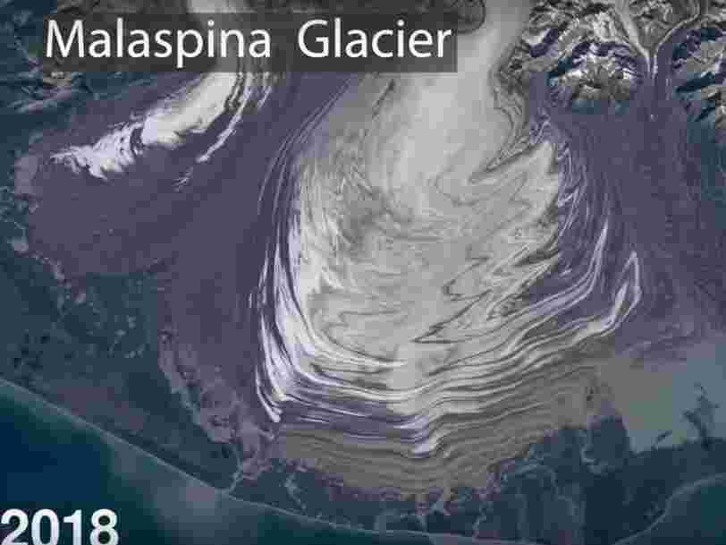 La NASA publie une vidéo qui montre l'effrayante fonte des glaces depuis 48 ans