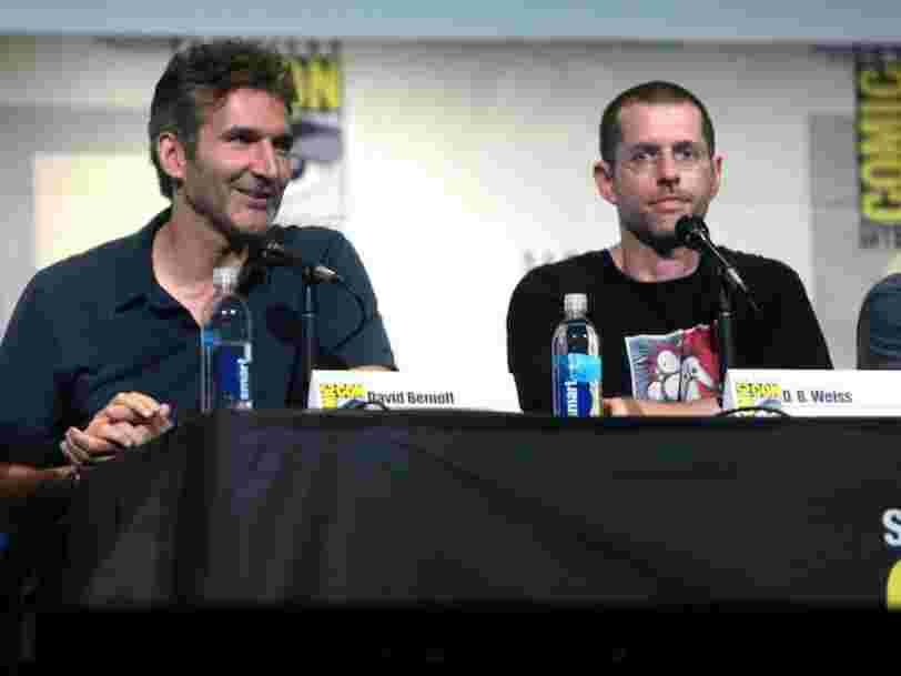 Les créateurs de 'Game of Thrones' vont produire un film sur le mythe de Lovecraft