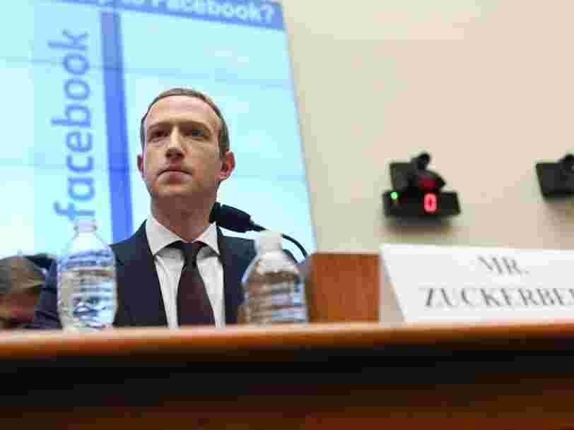 La fusion de Facebook Messenger avec WhatsApp et Instagram pourrait être empêchée par le gendarme américain de la concurrence